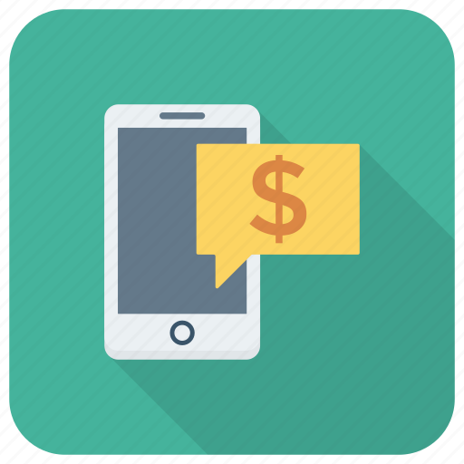 Finance, mobilephonepayment, mobilewallet, money, payment, phone, smartphone icon - Download on Iconfinder