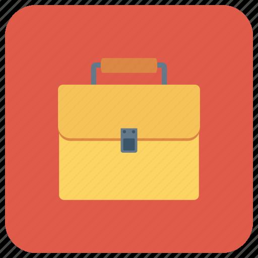 Bag, briefcase, business, case, folder, portfolio icon - Download on Iconfinder