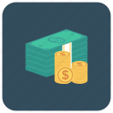 cash, finance, money, onlinepayment, payment, salary icon