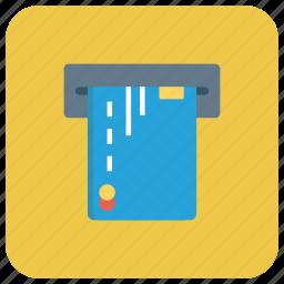 atm, atmmachine, casino, creditcard, debitcard, money, payment icon