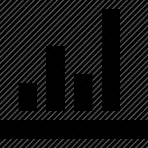 analytics, bar, business, chart, diagram, graph, statics icon