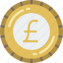 banking, coin, finance, money, pound