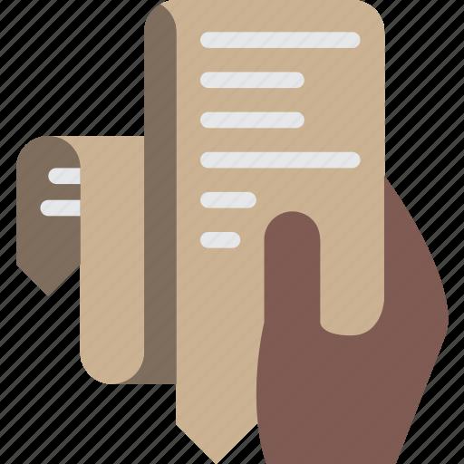 Banking, finance, money, receipt icon - Download on Iconfinder