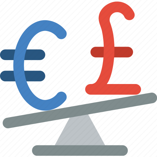 banking, exchange, finance, money, rates icon