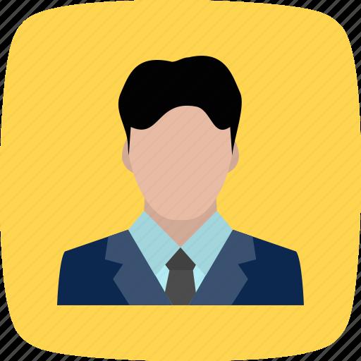 broker, businessman, economist, investor icon