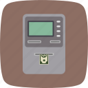atm, cash withdraw, cash withdrawal, cashout icon
