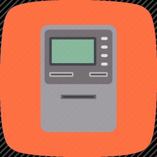 atm, atm machine, bank, banking, cashout icon
