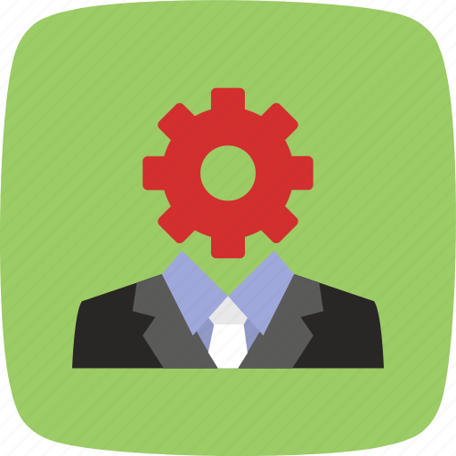 administration, setting, user icon