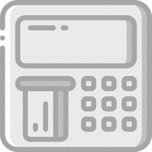 Atm, banking, finance, money icon - Download on Iconfinder