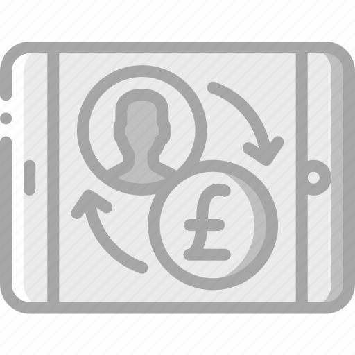 Banking, finance, mobile, money, transfer icon - Download on Iconfinder