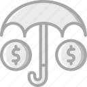 banking, finance, insurance, money icon