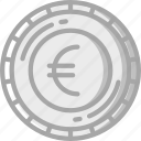 banking, coin, finance, euro, money