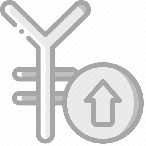 Banking, finance, money, rate, yen icon - Download on Iconfinder