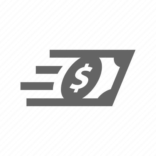 business, cash, dollar, express, fast, finance, financial, money icon