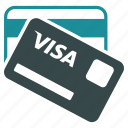 banking, card, cards, credit, money, payment, visa