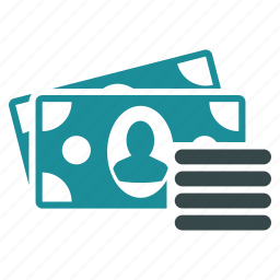 bank, business, cash, currency, finance, money, payment icon