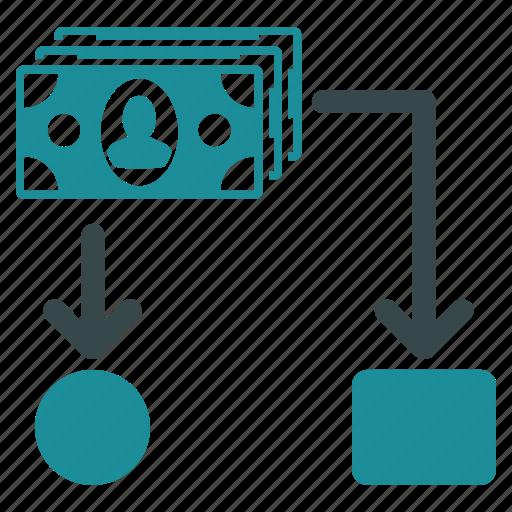 analysis, analytics, diagram, flow chart, graph, report, statistics icon