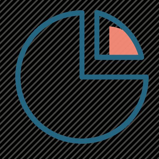 circle, diagram, segment, statistics icon