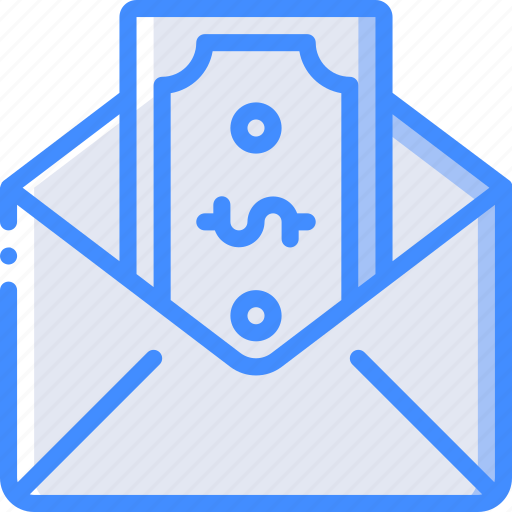 Banking, email, finance, money, payment icon - Download on Iconfinder