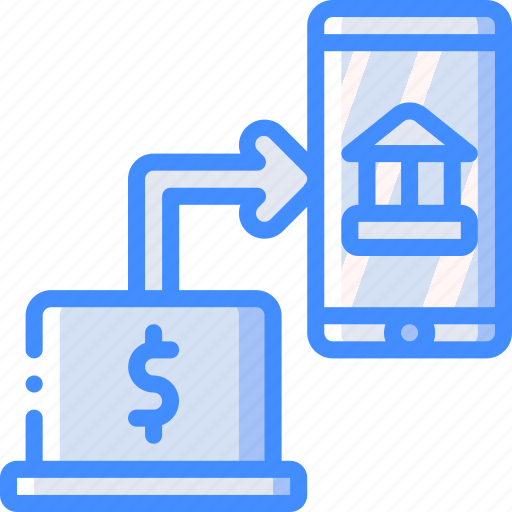 Banking, finance, money, online, transfer icon - Download on Iconfinder
