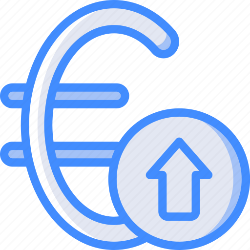Banking, euro, finance, money, rate icon - Download on Iconfinder