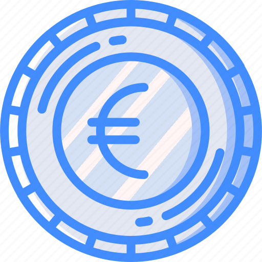 Banking, coin, euro, finance, money icon - Download on Iconfinder