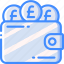 banking, finance, money, wallet icon