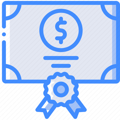 Banking, bond, finance, money icon - Download on Iconfinder