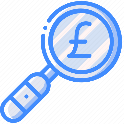 banking, finance, money, search icon