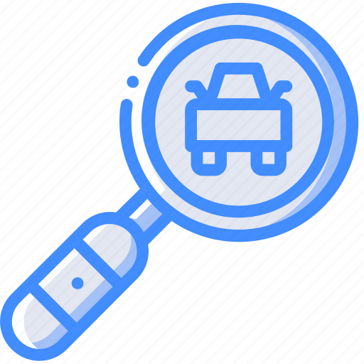 Banking, car, finance, money, search icon - Download on Iconfinder