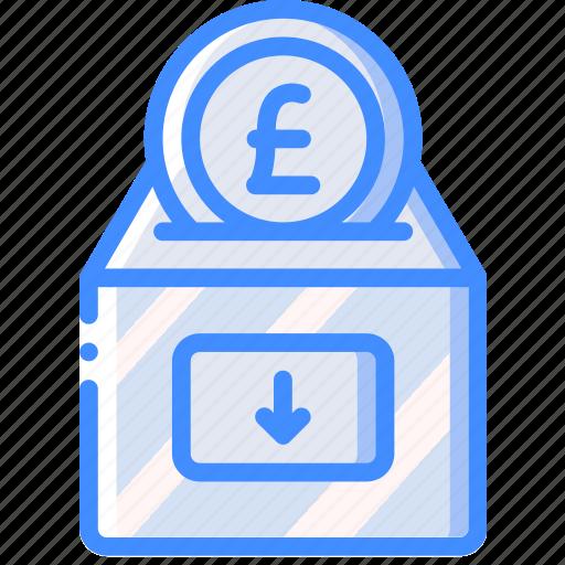 Banking, deposit, finance, money icon - Download on Iconfinder
