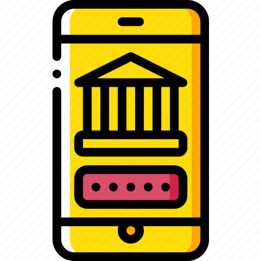 Banking, finance, mobile, money icon - Download on Iconfinder