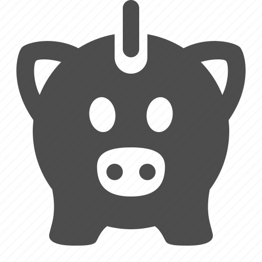 banking, coin, finance, financial, money, piggy bank, savings icon