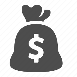 bag, bank, banking, finance, money, savings icon