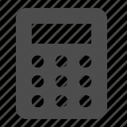 accounting, calculator, finance, money, taxes icon