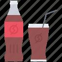 bar, club, glass, party, soda, straw