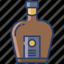 alcohol, bottle