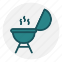 food, grill icon icon