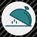 dish, food, hotel, restaurant icon icon