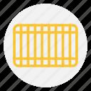bbq, grill, iron, kitchen icon icon
