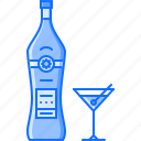 alcohol, bar, club, party, vermouth, wine, wineglass icon