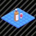 drink, wine, bottle, beverage, vodka