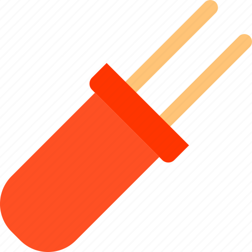 barbecue, corn, corn holder, kitchen, tool icon