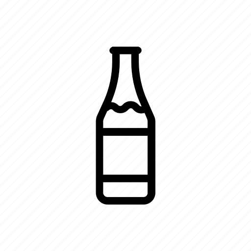 barbecue, bbq, beer, beverage, bottle, drink icon