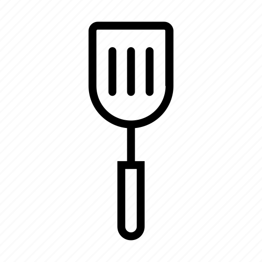 barbecue, bbq, cooking, grill, grilling, spatula icon