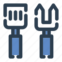 barbeque, cooking, kitchen, spatula