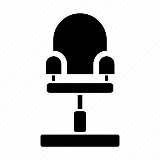 barber, barbershop, chair, hairstyle, salon, tool icon