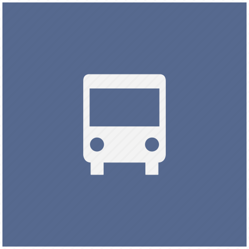 bus, city, form, transport, travel icon