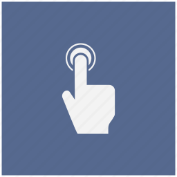 biometry, finger, form, person, scanner icon