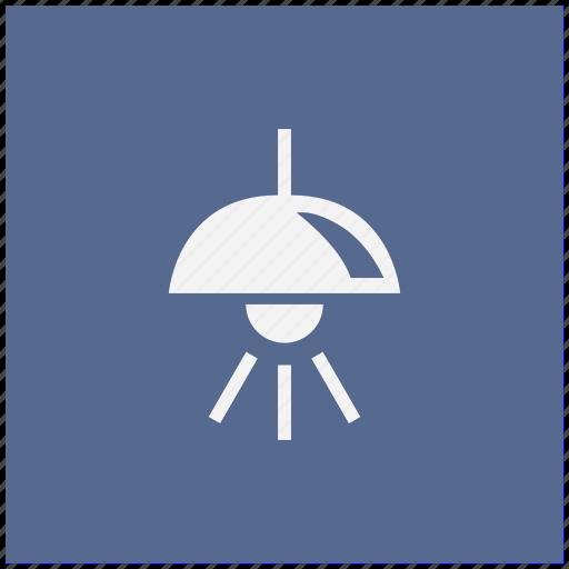 form, home, lamp, light, lighting icon